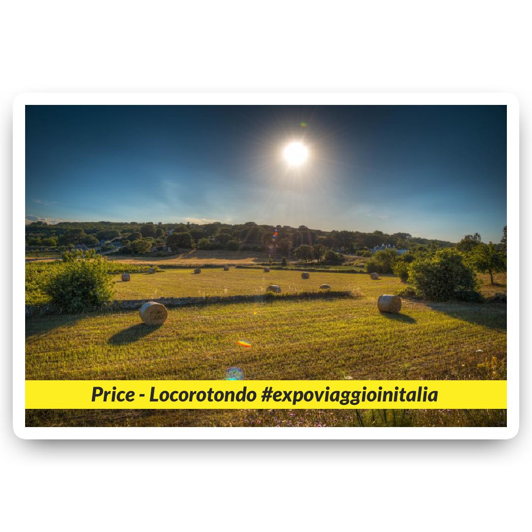 Locorotondo nello scatto dell'exposer di expo4talent Price, per #expoviaggioinitalia